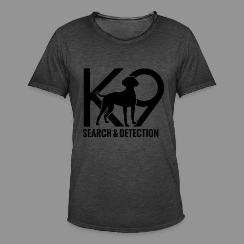 K-9 German Shorthaired Pointer - Men's Vintage T-Shirt