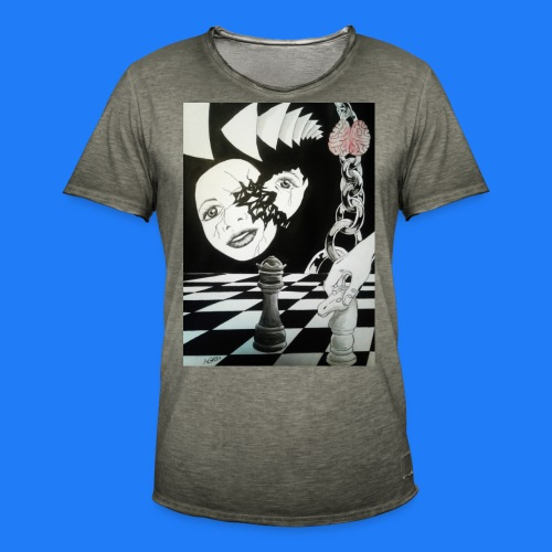 MANIPULATION - T-shirt vintage Homme