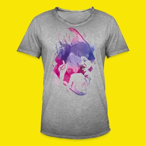 DONNE IN SCIOPERO!* - Maglietta vintage da uomo