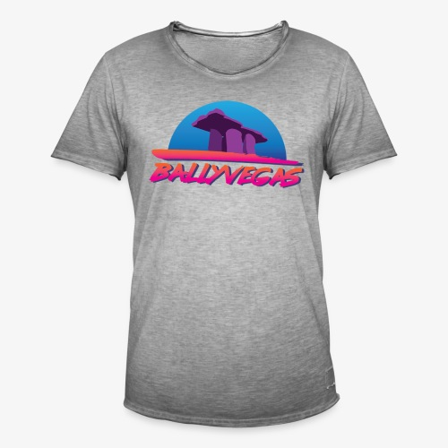 Ballyvegas Dolmen - Men's Vintage T-Shirt