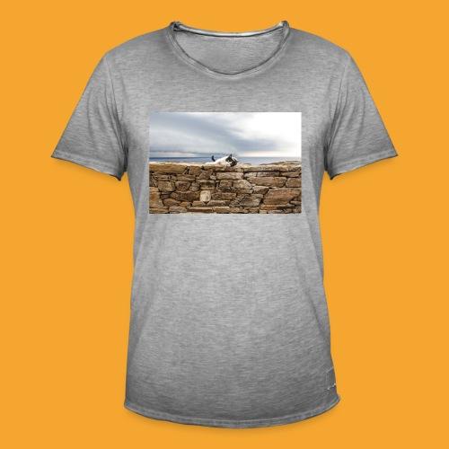20110607 06 072937 jpg - Männer Vintage T-Shirt