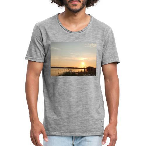 SCD03 - Männer Vintage T-Shirt
