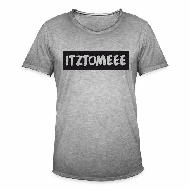 ItzTomeee Logo Black