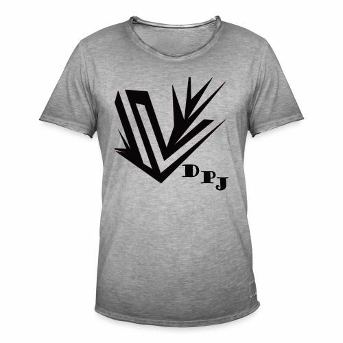 dpj - T-shirt vintage Homme