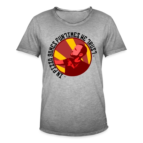 In PGF We Trust - Men's Vintage T-Shirt