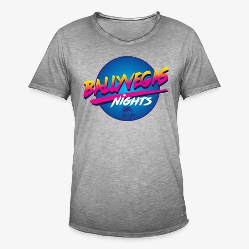 Ballyvegas Nights - Men's Vintage T-Shirt