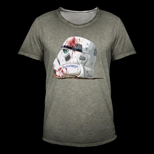 Fallen Stormtrooper - Men's Vintage T-Shirt