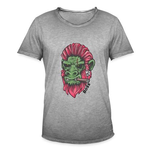 Boss T-shirt - T-shirt vintage Homme
