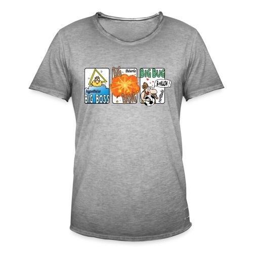big boss big bang big bug - T-shirt vintage Homme