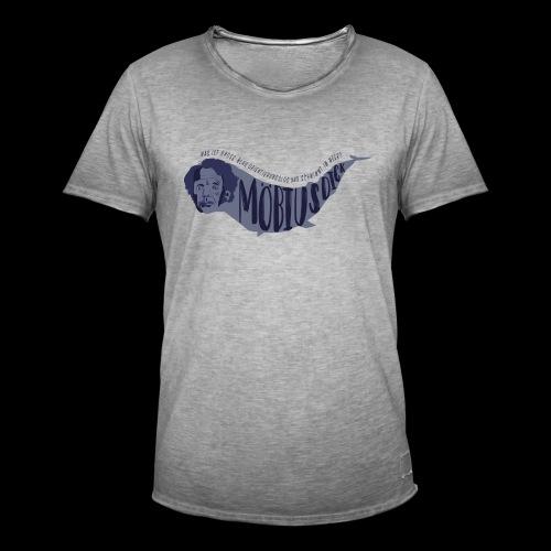 vmp moebius dick leonie schenk new - Männer Vintage T-Shirt