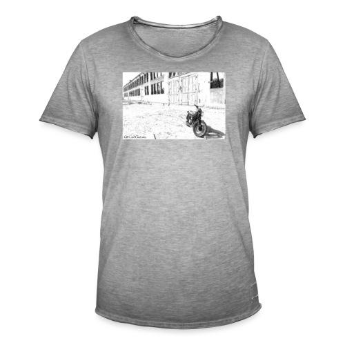 Scrambler1 - Mannen Vintage T-shirt