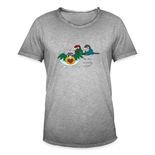 Splash! - Men's Vintage T-Shirt