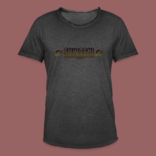 Suwoshi Streetwear - Mannen Vintage T-shirt