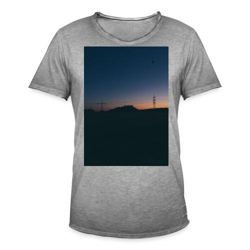 SolitudeOne - Men's Vintage T-Shirt