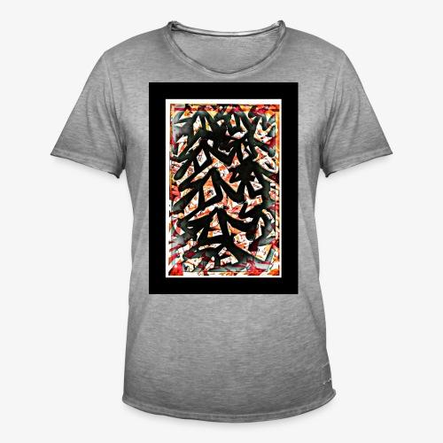 SoApocalyptic times v2 - T-shirt vintage Homme