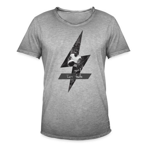 Foudre Motorcycle - Männer Vintage T-Shirt