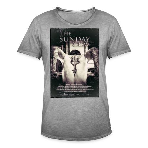 TSC poster tshirt grundge - Vintage-T-skjorte for menn