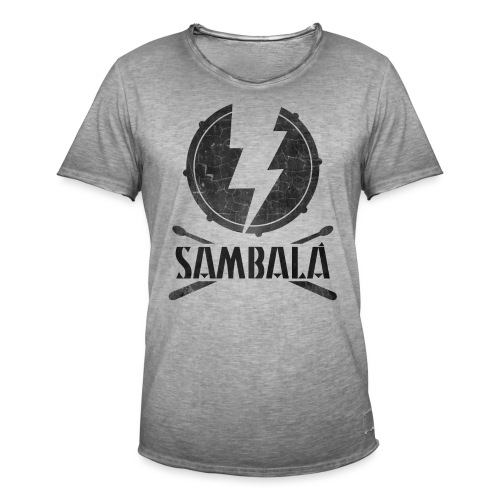 Batucada Sambala - Camiseta vintage hombre