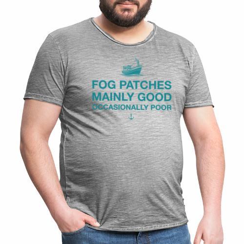 Fog Patches - Men's Vintage T-Shirt