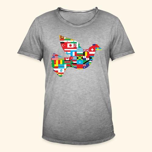 countrys t-shirt - Camiseta vintage hombre