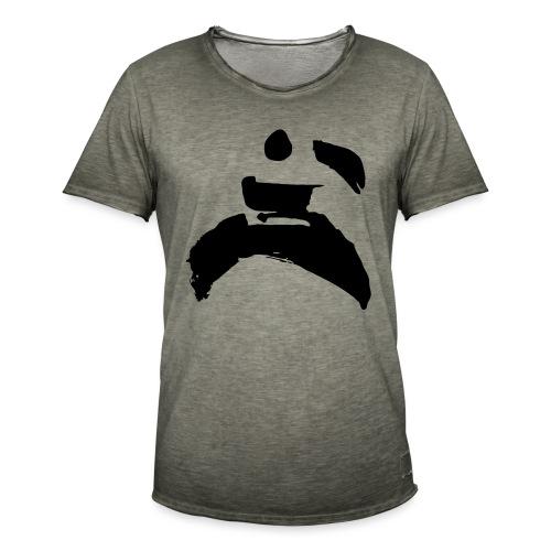 kung fu - Men's Vintage T-Shirt