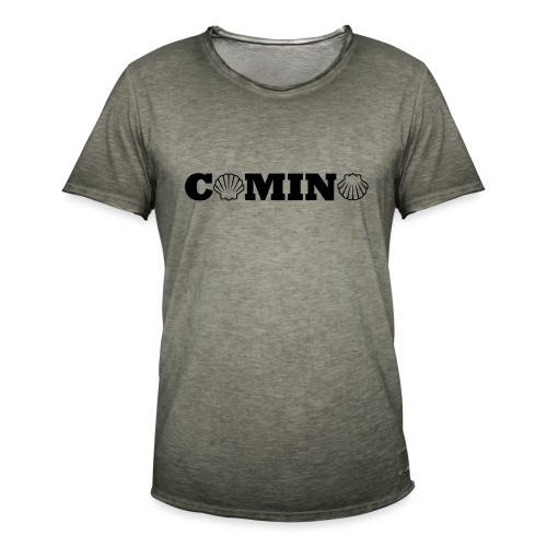 Camino - Herre vintage T-shirt