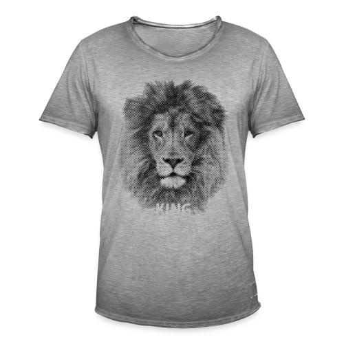 Lionking - Men's Vintage T-Shirt