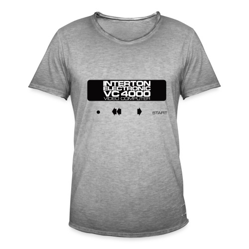 VC4000 - Männer Vintage T-Shirt