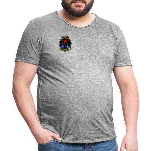 DCS Refugee Camp - Männer Vintage T-Shirt