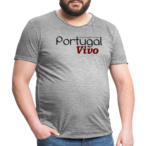 Portugal Vivo - T-shirt vintage Homme