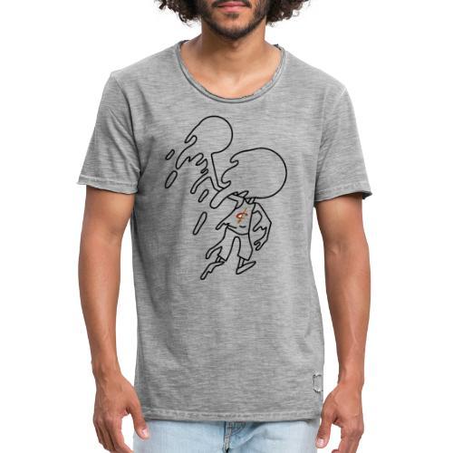 Dunk - T-shirt vintage Homme