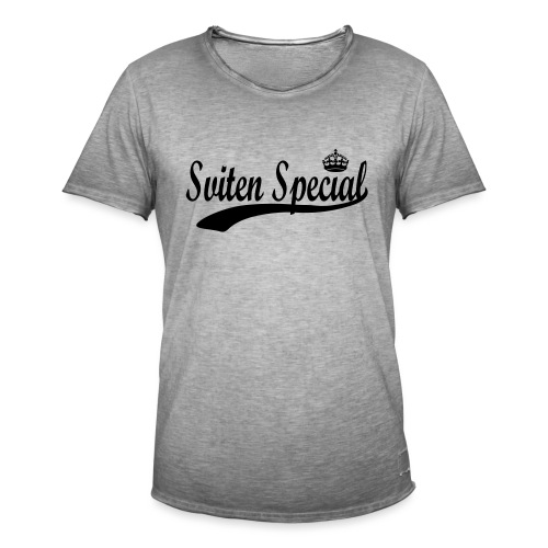 probablythebestgameintheworld - Vintage-T-shirt herr
