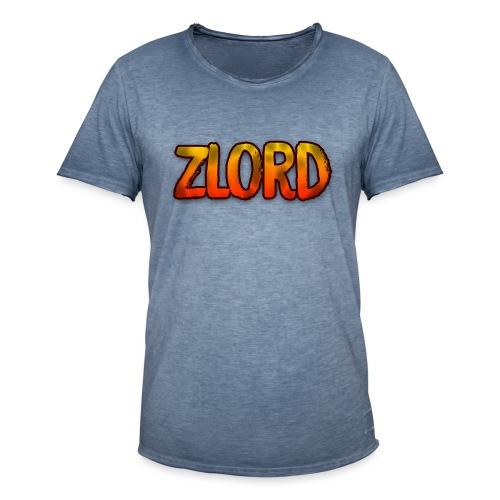 YouTuber: zLord - Maglietta vintage da uomo