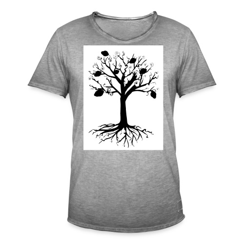 Drevo +Fehu - Camiseta vintage hombre