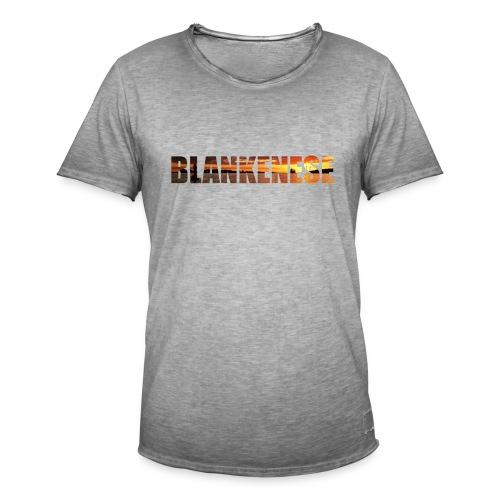 Blankenese Hamburg - Männer Vintage T-Shirt