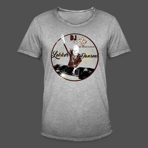 DJ An - Mannen Vintage T-shirt