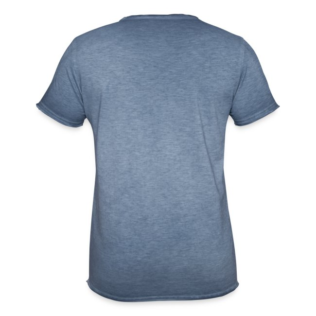 Vorschau: simple man dogs beer - Männer Vintage T-Shirt