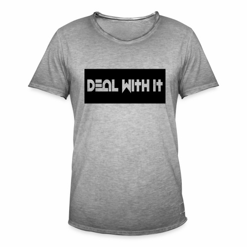 Deal With It products - Men's Vintage T-Shirt