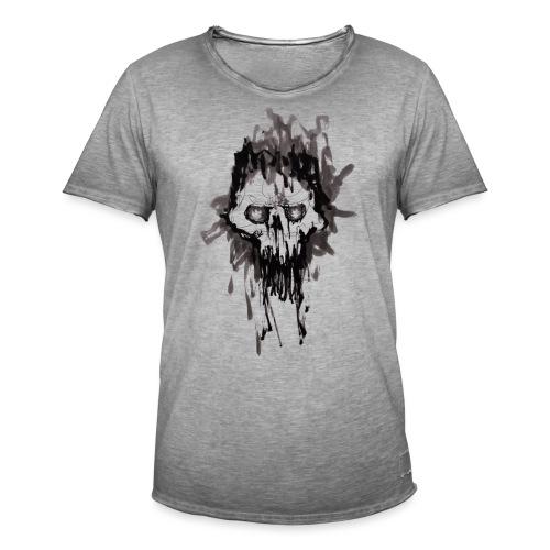 Skullface - Men's Vintage T-Shirt