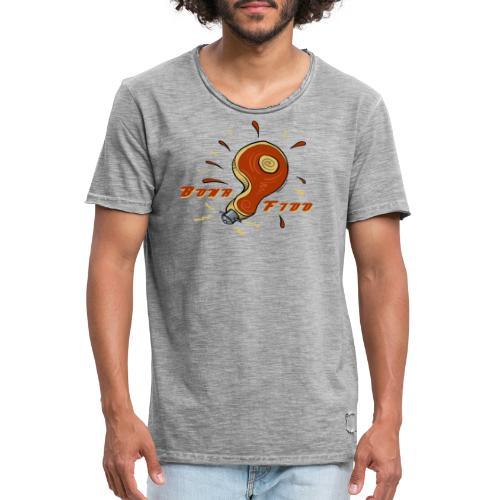 Bona Fido Steakbulb - Men's Vintage T-Shirt