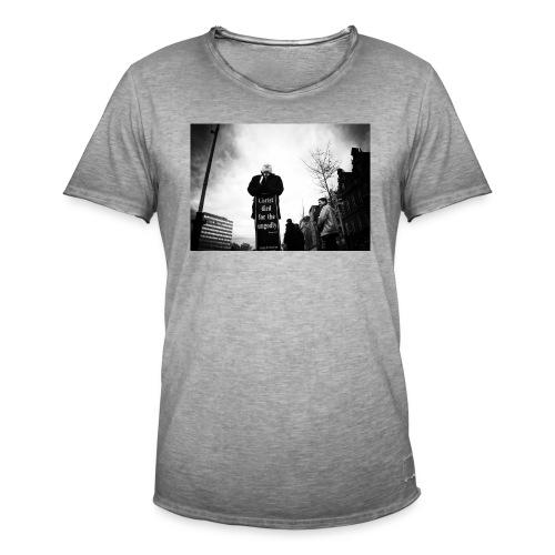 Christ - Men's Vintage T-Shirt