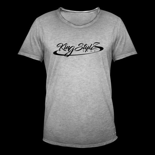 Original King Stylz - T-shirt vintage Homme