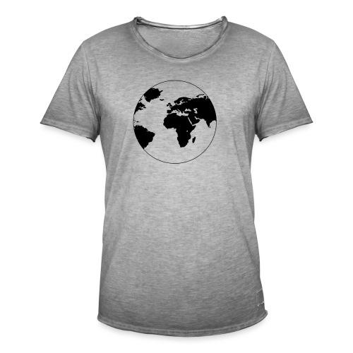 ERDE - Männer Vintage T-Shirt