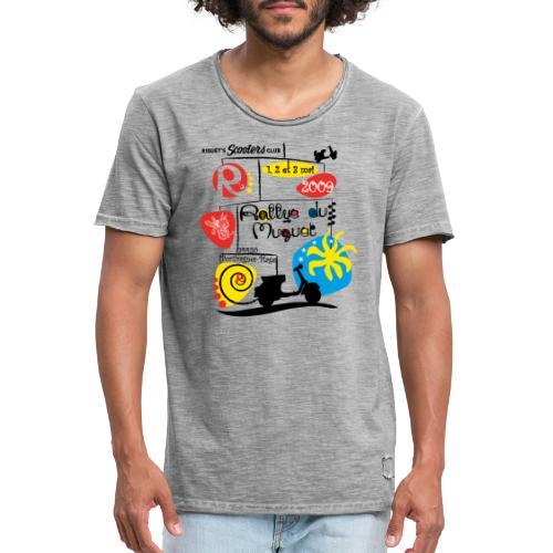 Rallye du Muguet 2009 - T-shirt vintage Homme