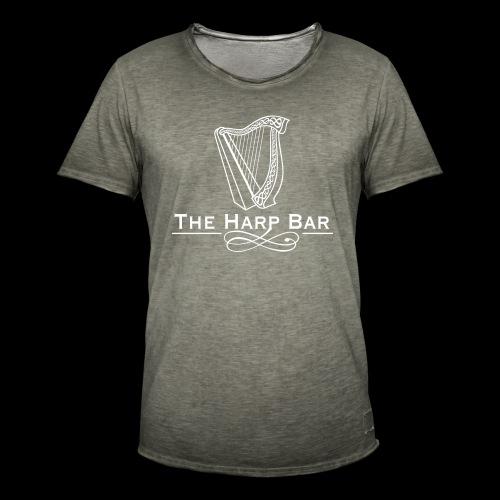 Logo The Harp Bar Paris - T-shirt vintage Homme