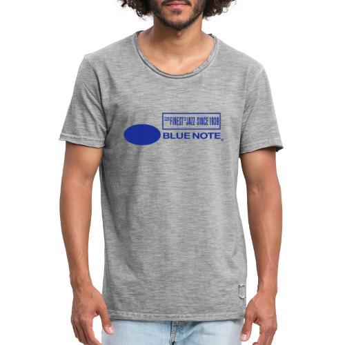 bluenote - Männer Vintage T-Shirt