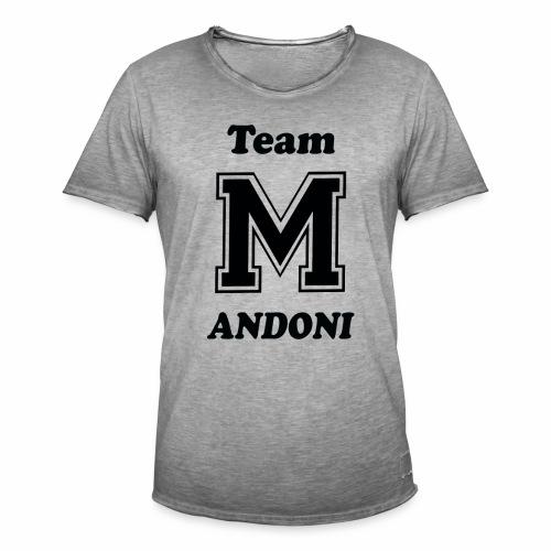 Team Androni - Camiseta vintage hombre