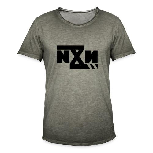 N8N Bolt - Mannen Vintage T-shirt
