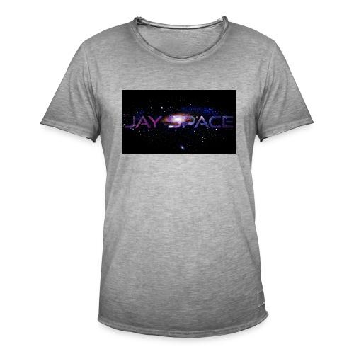 Jay Space - Miesten vintage t-paita