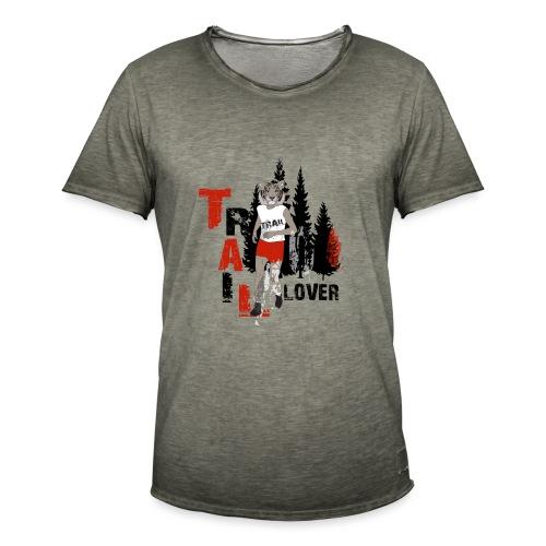 TRAIL LOVER 03 - T-shirt vintage Homme